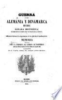 Guerra entre Alemania y Dina-marca en 1864