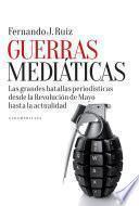 Guerras mediáticas