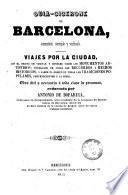 Guia-cicerone de Barcelona