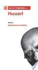 Guía Comares de Husserl