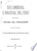 Guía comercial e industrial del Perú