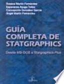 Guía Completa de Statgraphics