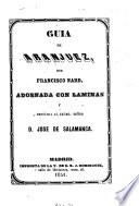 Guia de Aranjuez, por Francisco Nard