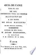 Guia de Cadiz para el año de 1811