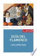 Guía del flamenco
