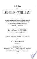 Guia del lenguaje castellano