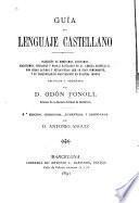 Guía del lenguaje castellano