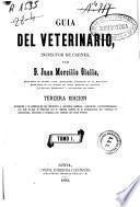 Guía del veterinario inspector de carnes