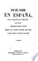 Guía del viagero en España