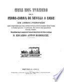 Guia del viagero por el Ferro-carril de Sevilla à Cadiz