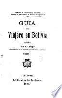 Guía del viajero en Bolivia