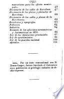 Guia estadistica de Barcelona y manual de forasteros para el año 1836
