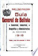 Guía general de Bolivia