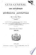 Guia general de los españoles en la República Argentina