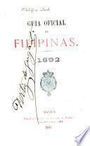 Guía oficial de Filipinas