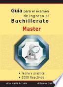 Guía para el Examen de Ingreso al Bachillerato