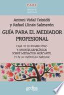 Guía para el mediador profesional