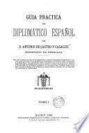 Guía practica del dilpomático español