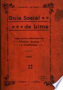 Guia social de Lima