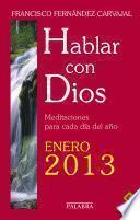 Hablar con Dios - Enero 2013