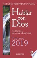 Hablar con Dios - Febrero 2019