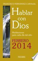 Hablar con Dios - Marzo 2014