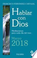 Hablar con Dios - Marzo 2018
