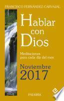 Hablar con Dios - Noviembre 2017