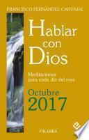 Hablar con Dios - Octubre 2017