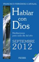 Hablar con Dios - Septiembre 2012