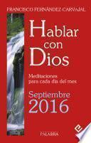 Hablar con Dios - Septiembre 2016