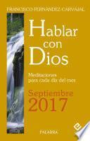 Hablar con Dios - Septiembre 2017