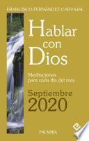 Hablar con Dios - Septiembre 2020