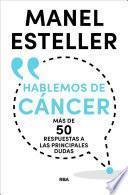Hablemos de cáncer