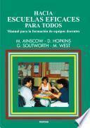 Hacia escuelas eficaces para todos