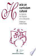 Hacia un currículum cultural