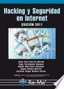 Hacking y Seguridad en Internet.