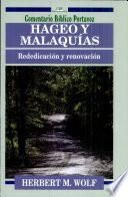 Hageo y Malaquías: rededicacion y renovacion