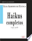 HAIKUS COMPLETOS