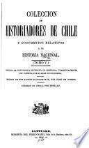 Hechos de don Gargia [sic] Hurtado de Mendoza, cuarto marques de Cañete, por Suarez de Figueroa. Hechos de don Alonso de Sotomayor, por Caro de Torres. Guerras de Chile, por Tesilllo [sic].