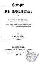 Henrique de Lorena