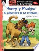 Henry y Mudge: el primer libro de sus aventuras (Henry and Mudge: The First Book): An Inst