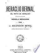 Heraclio Bernal (el rayo de Sinaloa)