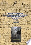 HERÁLDICA Y GENEALOGÍA DE CABRA DE CÓRDOBA, DOÑA MENCÍA Y MONTURQUE Y DE SUS ENLACES (SS. XV-XIX). TOMO I