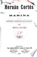 Hernán Cortés y marina