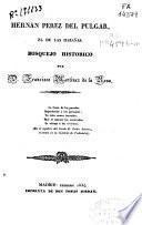 Hernan Pérez del Pulgar, el de las hazañas