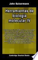 Herramientas de biología molecular IV