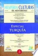 Hesperia Nº 3 Turquía Culturas del Mediterráneo
