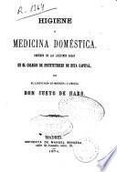 Higiene y medicina doméstica
