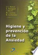 Higiene y prevención de la ansiedad